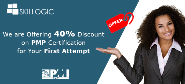 SKillogic PMP Course 40% Off