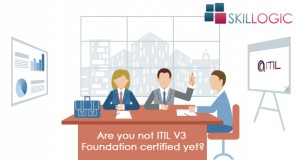 Are You Not ITIL Foundation Certified Yet