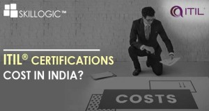 ITIL Certifications Cost in INDIA
