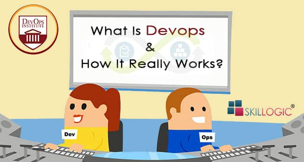 What is Devops-How It Works