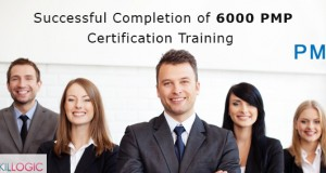Skillogic Completed 6000 PMP Certification Training across Globe