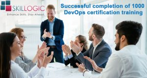 SKILLOGIC Successful Completion Of 1000 Devops Certification Training