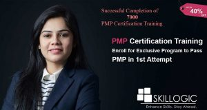Successful Completion Of 7000 PMP Certification Training