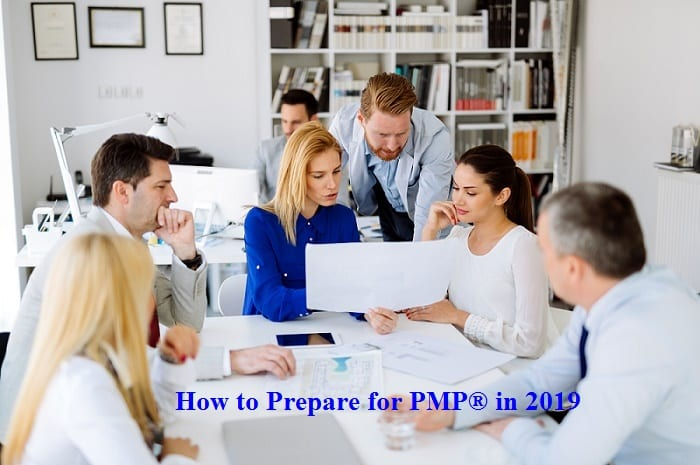 How to Prepare for PMP in 2019