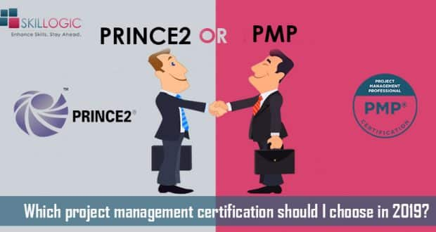 PMP or PRINCE2 What to choose in 2019