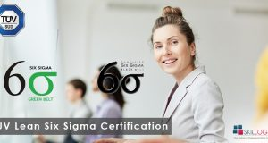 TUV Lean Six Sigma Certifications