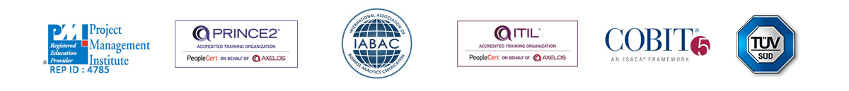 SKILLOGIC GLOBAL ACCREDITATIONS LOGOS